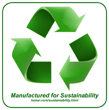 Manufactured for Sustainability Logo